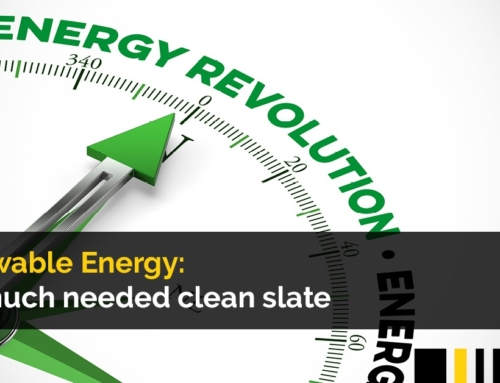 Renewable Energy: The much needed clean slate